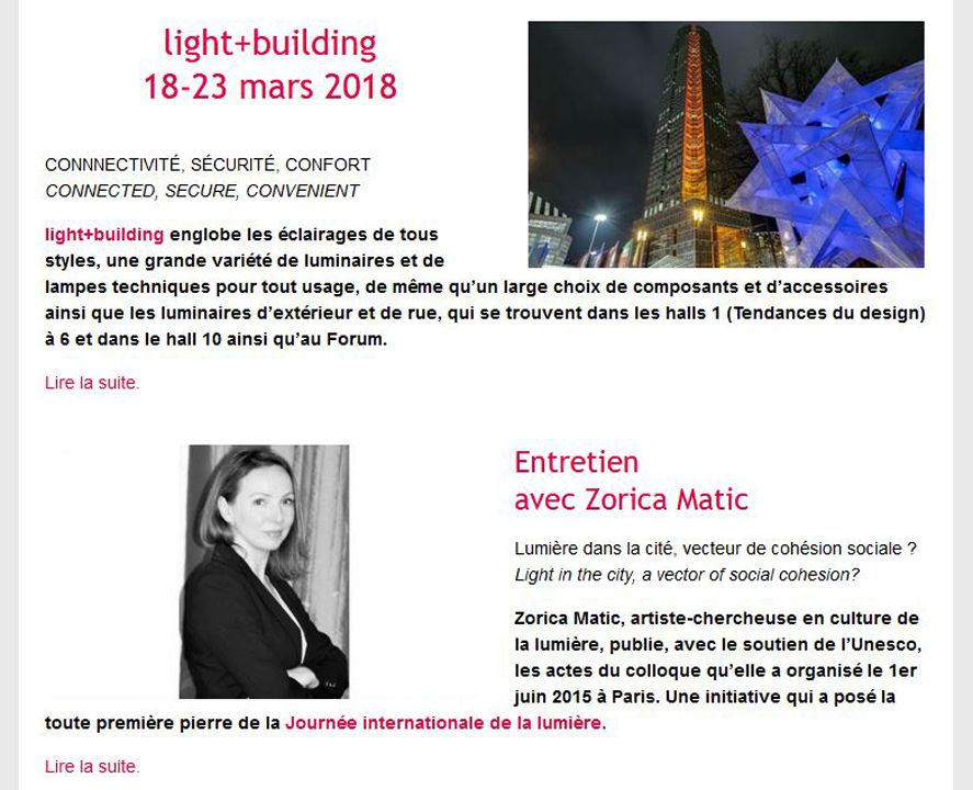 Lumières newsletter Entretien avec Motoko Ishii et Akari-Lisa Ishii