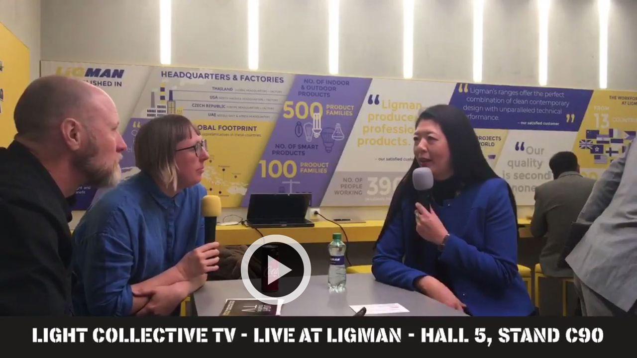 Light Collective TV Live - Ligman