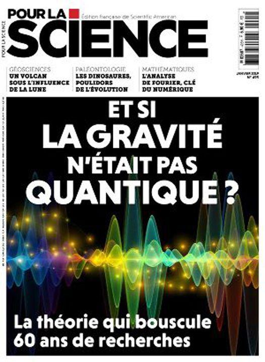 Pour la Science Entrer dans la lumière