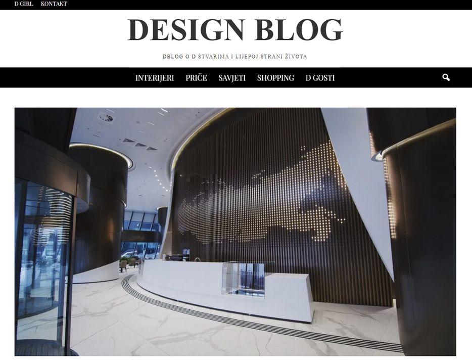 Design Blog ZGRADE S NAJLJEPŠOM RASVJETOM NA SVIJETU. ČESTITAMO PULEŽANU DEANU SKIRI