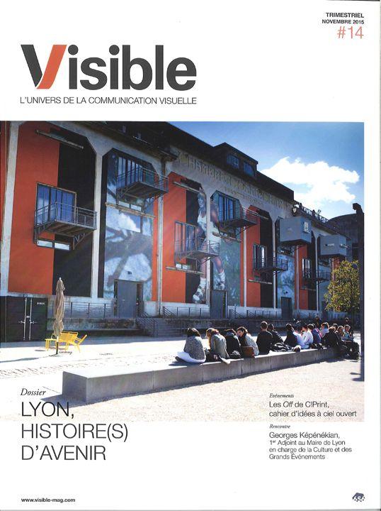 Visible Scénographie : Donner à voir (aussi) par la lumière