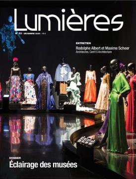Filière 3e Dossier : Éclairage des musées